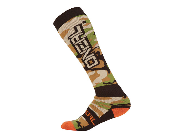 ONeal Pro MX Sock Woods Camo black/green